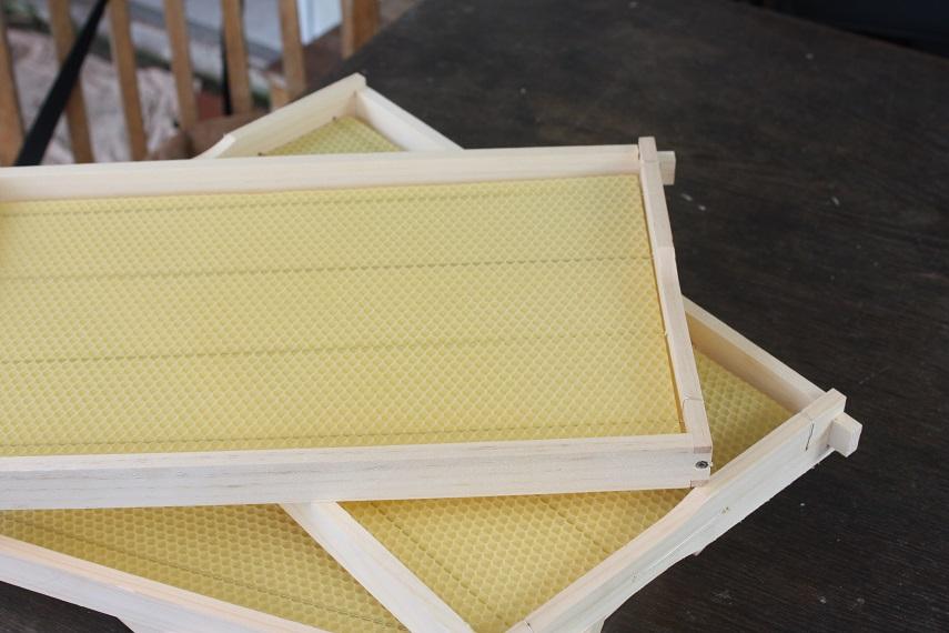 Bienenrähmchen